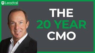 The 20 Year CMO | Mark Waxman, CMO @ CBIZ