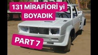 Matkaps 131 Abarth Mirafiori Yapım Aşamaları Part