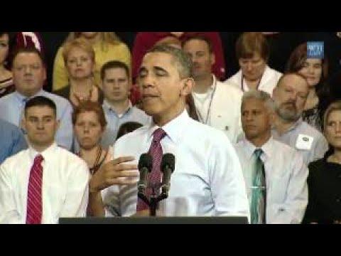 President Obama on the American Jobs Act in Scranton, Pennsylvania