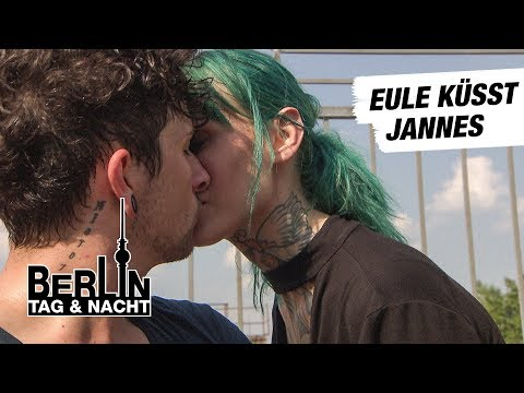 Berlin - Tag & Nacht - Eule küsst Jannes #1751 - RTL II