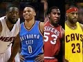 Nba Top 10 Dunkers Who Never Played In The Slam Dunk Contest video