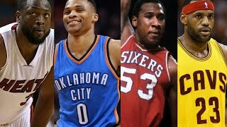 NBA Top 10 Dunkers Who Never Played in the Slam Dunk Contest
