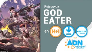 God Eater - Trailer HD [2015]