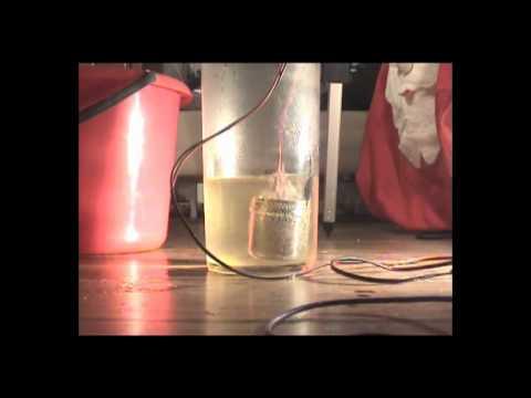 Instant bubbles Test Peter Davey