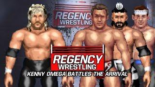 "WWE RDS Wrestling Universe Ep 8   ""Kenny Omega Battles The Arrival"" (Fire Pro Wrestling World)"