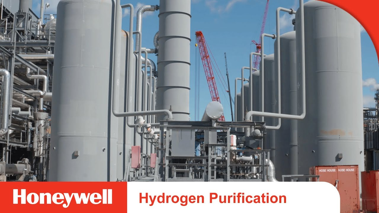 Hydrogen Purification for Chinese Refiners | UOP | Honeywell