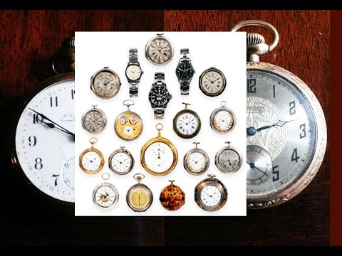 Collecting Clocks and Watches by Horologist Don Bradshaw
