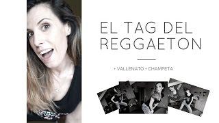 TAG DEL REGGAETON+ española baila champeta/ TALIANNE.AVENTURAS EN FAMILIA