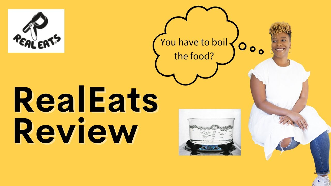 Download RealEats Review | Honest Thoughts
