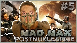 MAD MAX | 5/15 | TARCZA I PROCH | POSTNUKLEARNIE 60FPS GAMEPLAY