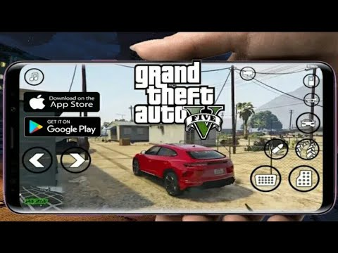OMG OMG 😱 GTA 5 ON ANDROID _HOW TO DOWNLOAD GTA 5 ON ANDROID from YouTube · Duration:  5 minutes 56 seconds