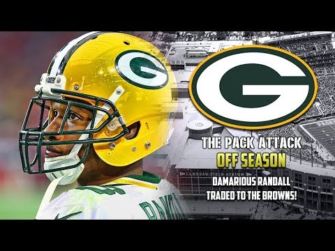 Green Bay Packers | Off Season | Damarious Randall Traded To Browns!