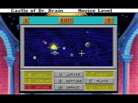 PC Longplay [387] Castle of Dr. Brain