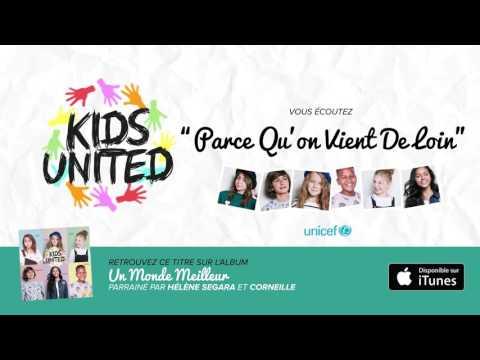 Kids United - Parce Qu'on Vient De Loin (Officiel)
