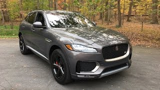 2017 Jaguar F-Pace S – Redline: Review