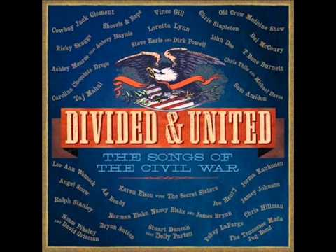 Sam Amidon - Wildwood Flower - Divided & United: The Songs Of The Civil War