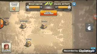 Mobil Oyunu-Clash Of Clans-Bolum-#1-Klanim