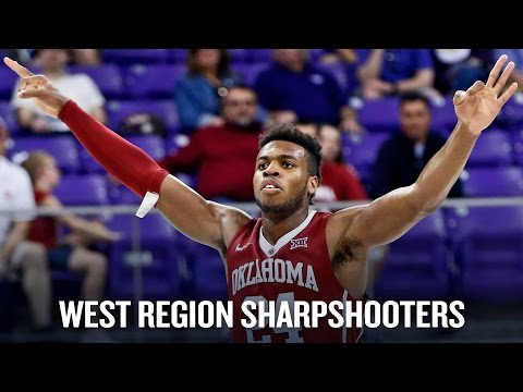 Bracket War Room: The West Region sharpshooting NCAA Tournament teams that should scare everyone