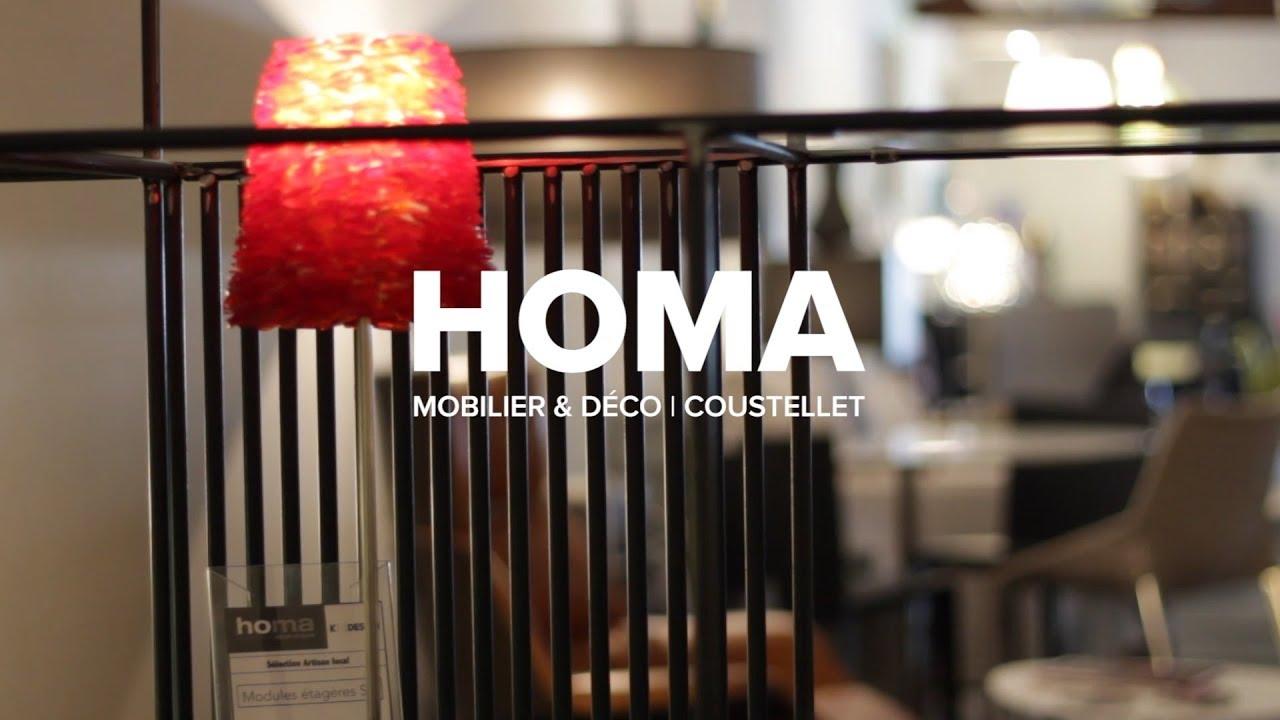 Homa mobilier design outdoor indoor