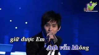 Anh Đã Làm Sai Điều Gì Karaoke