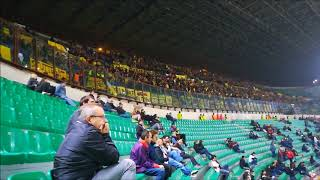 Download Video ΟRIGINAL 21 @ AC MILAN - AEK FC  @ SAN SIRO 16 ΛΕΠΤΑ ΤΡΕΛΑΣ MP3 3GP MP4
