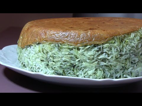 Shevid polo persian rice dill youtube forumfinder Images