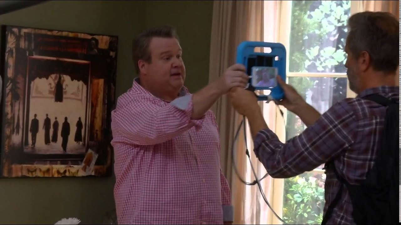 modern family season 6 episode 103 connection lost behind