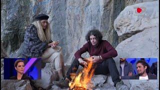 Antonela dhe Juli, një takim jo i zakonshëm në shpellë - Përputhen, 24 Shkurt 2021