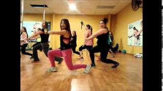 Ale Zumba - Warm up - Adrenalina