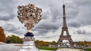 Финал G2 x FPX | #Worlds2019