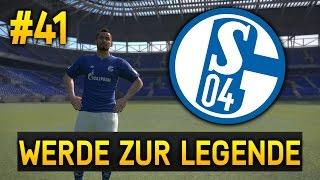 PES 2016 WERDE ZUR LEGENDE #41 ★ FC AUGSBURG ★ PES 2016 Become A Legend