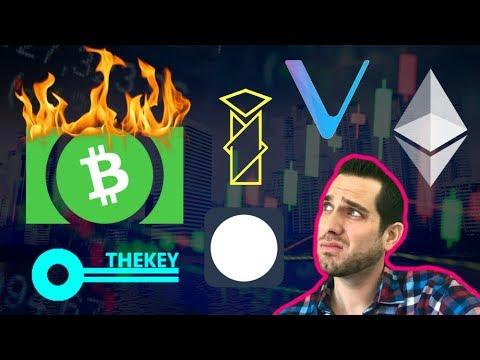 🔥Bitmain $BCH Burn | $INT 🚀 | THEKEY IDV Platform | Vechain MPP | WikiLeaks vs Coinbase | $TKY $VEN