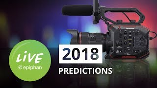 Video Technology Predictions for 2018