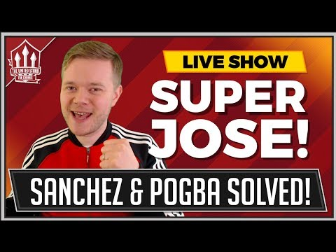 MOURINHO Solves SANCHEZ & POGBA Problem! MAN UNITED News Now