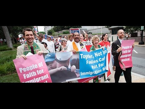 Religions for Peace USA Webinar with Interfaith Worker Justice and Church World Service: Immigran...