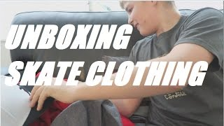UNBOXING - Super Cool Skate Clothing