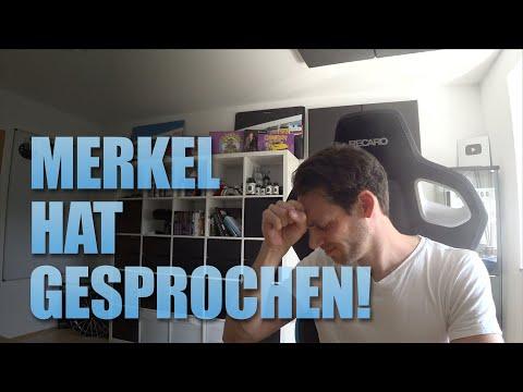 Merkel und Söder verkünden knallharte Regeln und Strafen!