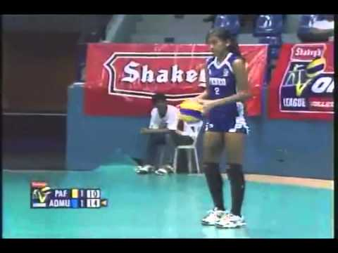 Alyssa Valdez and Gretchen Ho