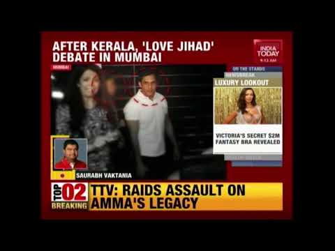 Husband Brutally Beats Wife Forcing To Convert To Islam