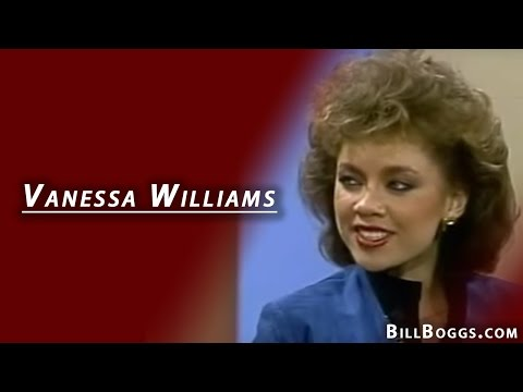 Vanessa Williams Interview With Bill Boggs