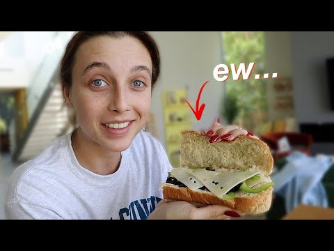 I USED TO EAT THIS?! - emma chamberlain