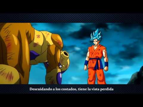 DRAGON BALL Z LA RESURRECCION DE FREEZER RAP   Zoiket