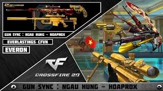 CFVN : Gun Sync #1 : Ngẫu Hứng - Hoaprox | Thả Hồn Vào Tiếng Súng ✔