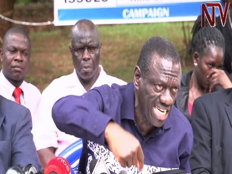 Besigye says FDC will conduct its own local council elections