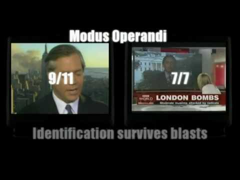 9/11 - 7/7 : Modus Operandi - The Anatomy of Attack Part 1