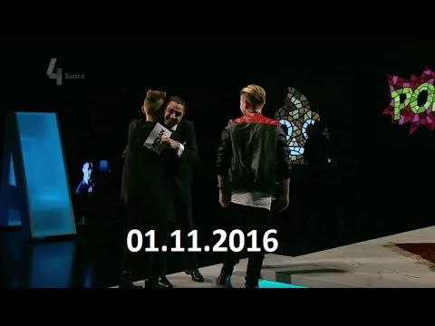 Marcus & Martinus at 'Arman Live' in Finland - FULL INTERVIEW