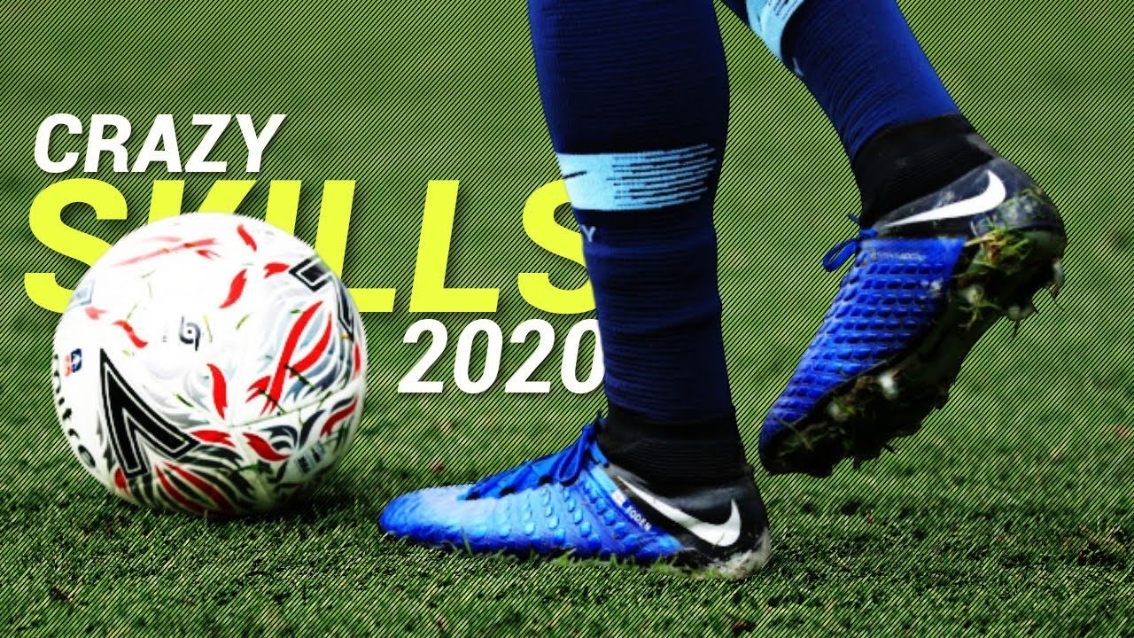 Crazy Football Skills 2020 #2