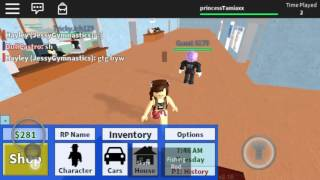Playing roblox w/ mj Goodwin collab