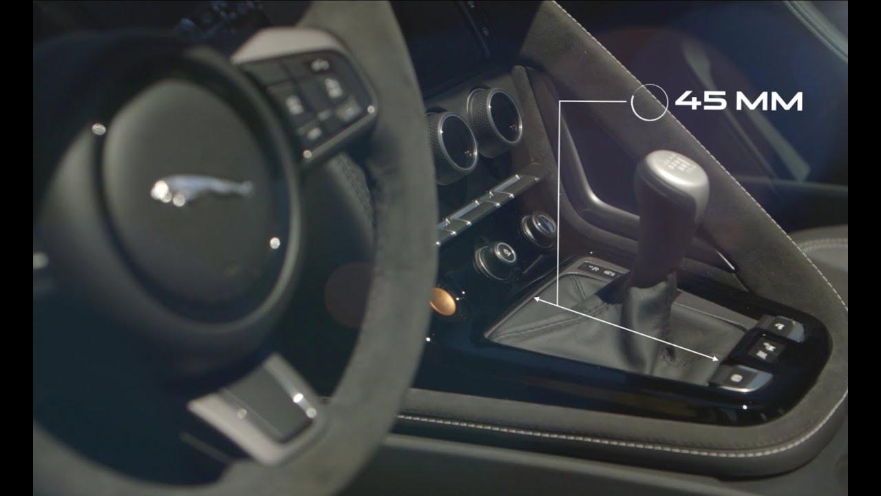 new jaguar f type manual transmission youtube rh youtube com jaguar manual transmission conversion jaguar manual transmission 2017