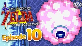 The Legend of Zelda: A Link to the Past Gameplay Part 10 - Blue Mail! Ice Palace!